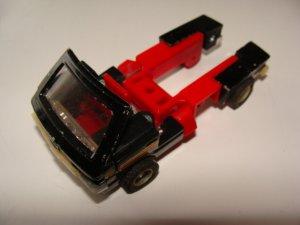Transformers G1 Black Ironhide