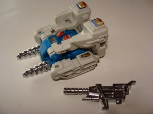 Transformers G1 Twin Twist Complete