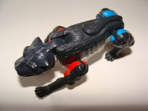 Transformers G1 McDonalds Beast Wars Panther