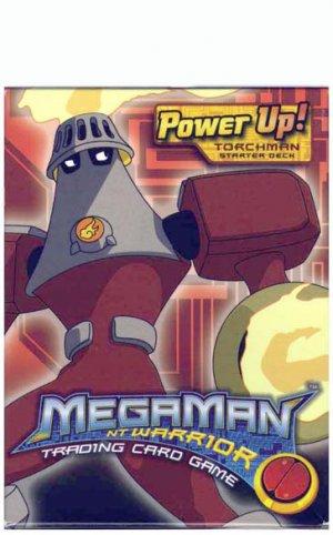 Mega Man Power Up TorchMan Starter Set