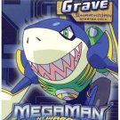 Mega Man Grave Sharkman Starter Set