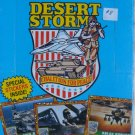 Topps Desert Storm Sealed Box (Blue)