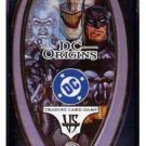 VS. DC Comics Origins 1st Edition Booster Pack