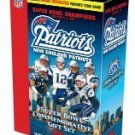 Topps 2005 New England Patriots Commemorative Gift Set