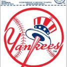 New York Yankees Small Static Cling