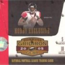 2005 Donruss Gridiron Gear Complete Basic Set