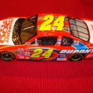 1/24th Scale Jeff Gordon Dupont 200 Years Die Cast 2002