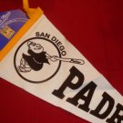 Mitchell & Ness San Diego Padres Banner Upper Deck