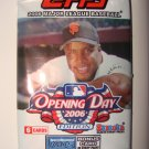 2006 Topps Opening Day Baseball Sealed Hobby Pack
