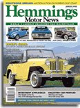 Hemmings Motor News-3 Year