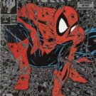 Spider-Man #1 Silver Edition-Todd McFarlane Near Mint!