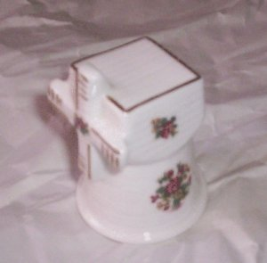 English Bone China Windmill 1979