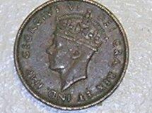1943c cent Newfoundland