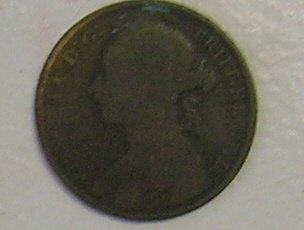 1894 Penny Great Britian