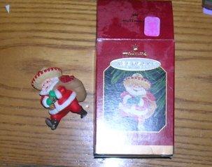 1999 Feliz Navidad Hallmark Ornament