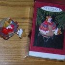 1996 Feliz Navidad Hallmark Ornament