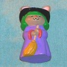 1993 Hallmark Merry Miniature Witch Mouse