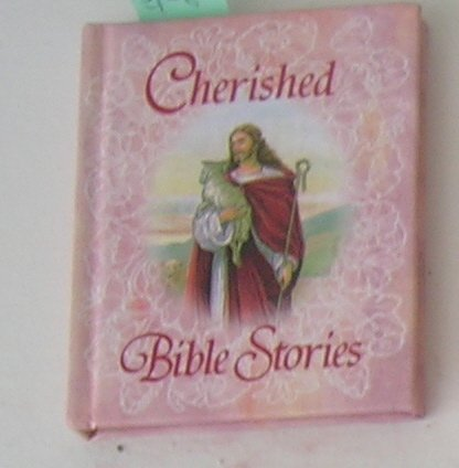 Cherished Bible Stories - Gift Book