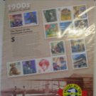 1900s Dawn of the Twentieth Century stamps MIP