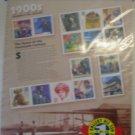 1900s Dawn of the Twentieth Century stamps MIP