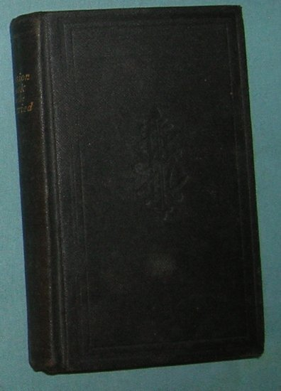 1897 Antique Mission Book for the Married