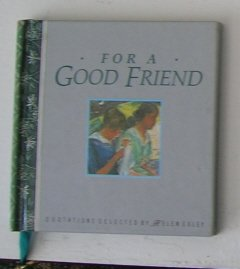 For a Good Friend - Gift Book
