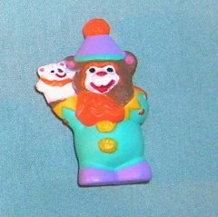 1997 Hallmark Merry Miniature Happy Birthday Clown