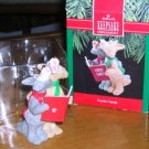 1990 Coyote Carols Hallmark Ornament
