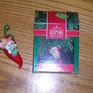 1990 Feliz Navidad Hallmark Ornament