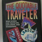 The Quotable Traveler - Gift Book