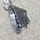 Sterling Headdress Charm