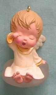1992 Lily Hallmark Ornament