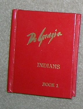 De Grazia in Miniature indian Series Book 1 - Little Art Book