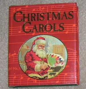 Christmas Carols - Gift Book