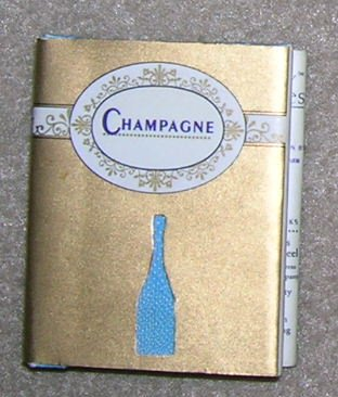Champagne - Little Gift Book