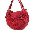 Gorgeous sea shell shaped handbag purse