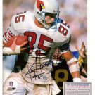 Autographed Jay Novacek Photograph - Arizona Cardinals 8x10 Close Up