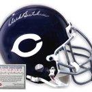 Dick Butkus Autographed Fotoball Helmet - Proline