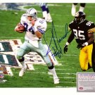 Jay Novacek Autographed Photo - 16x20 Super Bowl XXX