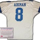 Troy Aikman Autographed Jersey - Authentic