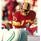 Autographed Doug Williams Photo - 8x10 Under Center Super Bowl XXII MVP