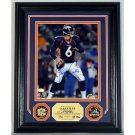 Jay Cutler Denver Broncos Autographed Photo Mint