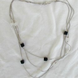 Beautiful cubical necklace