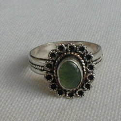 Ring-Mini-Green