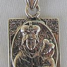 Mother and son pendant-B