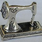 Antique sewing machine miniature