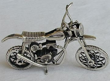 Motorcycle-1 miniature
