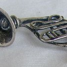 French horn miniature