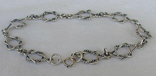 David_star bracelet