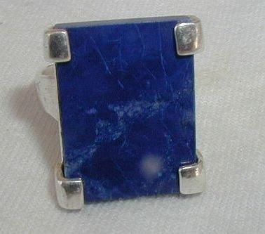 Blue ring-B